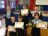 Pupils of the Week 2nd Feb